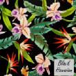 FloralPrintsChecks/45wHawaiianBlk1.JPG