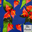 FloralPrintsChecks/47wHawaiianBlu1.JPG
